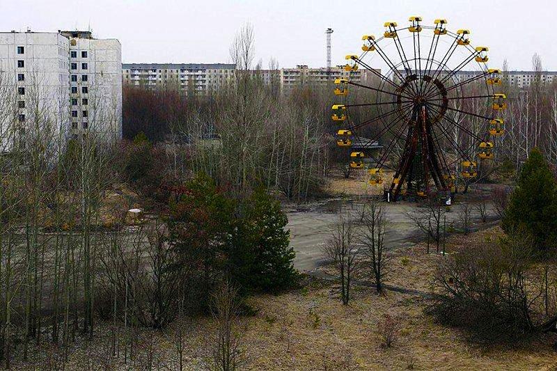 Открытка из припяти чернобыль 51