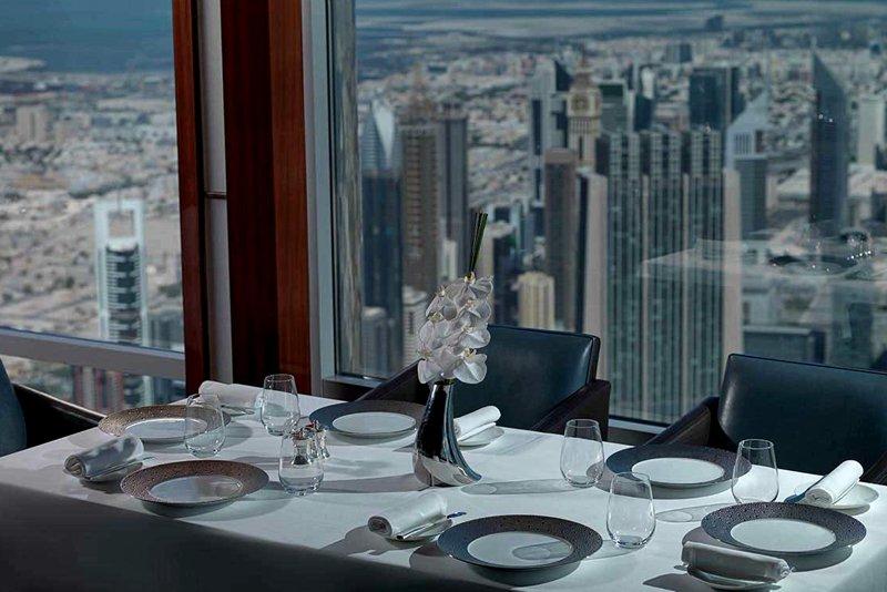 Ресторан атмосфера дубай официальный сайт работа в российском посольстве в турции