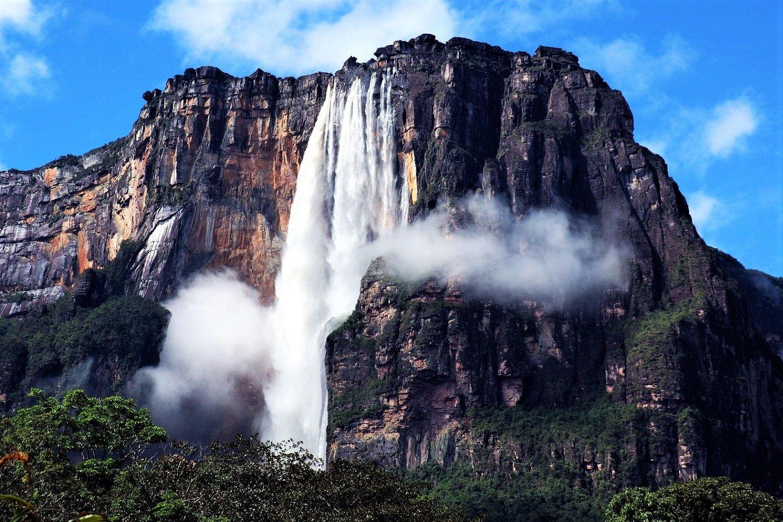самые большие водопады мира Вакансии