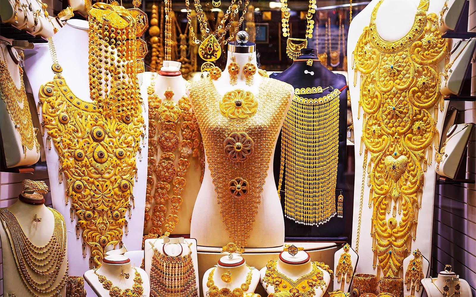 покупка золота в эмиратах