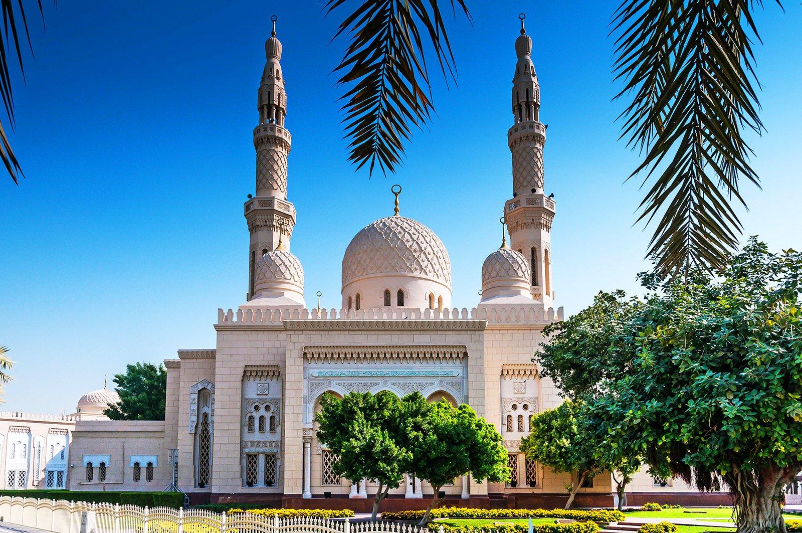 Мечеть дубай марина жилье в португалии