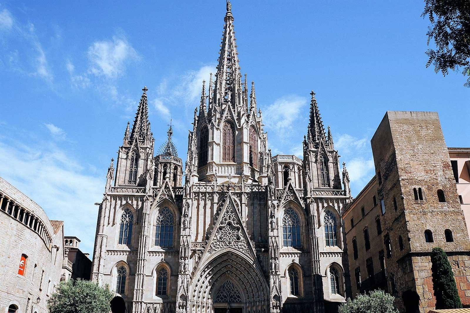 Кафедральный собор Святого Креста и Святой Евлалии, Барселона