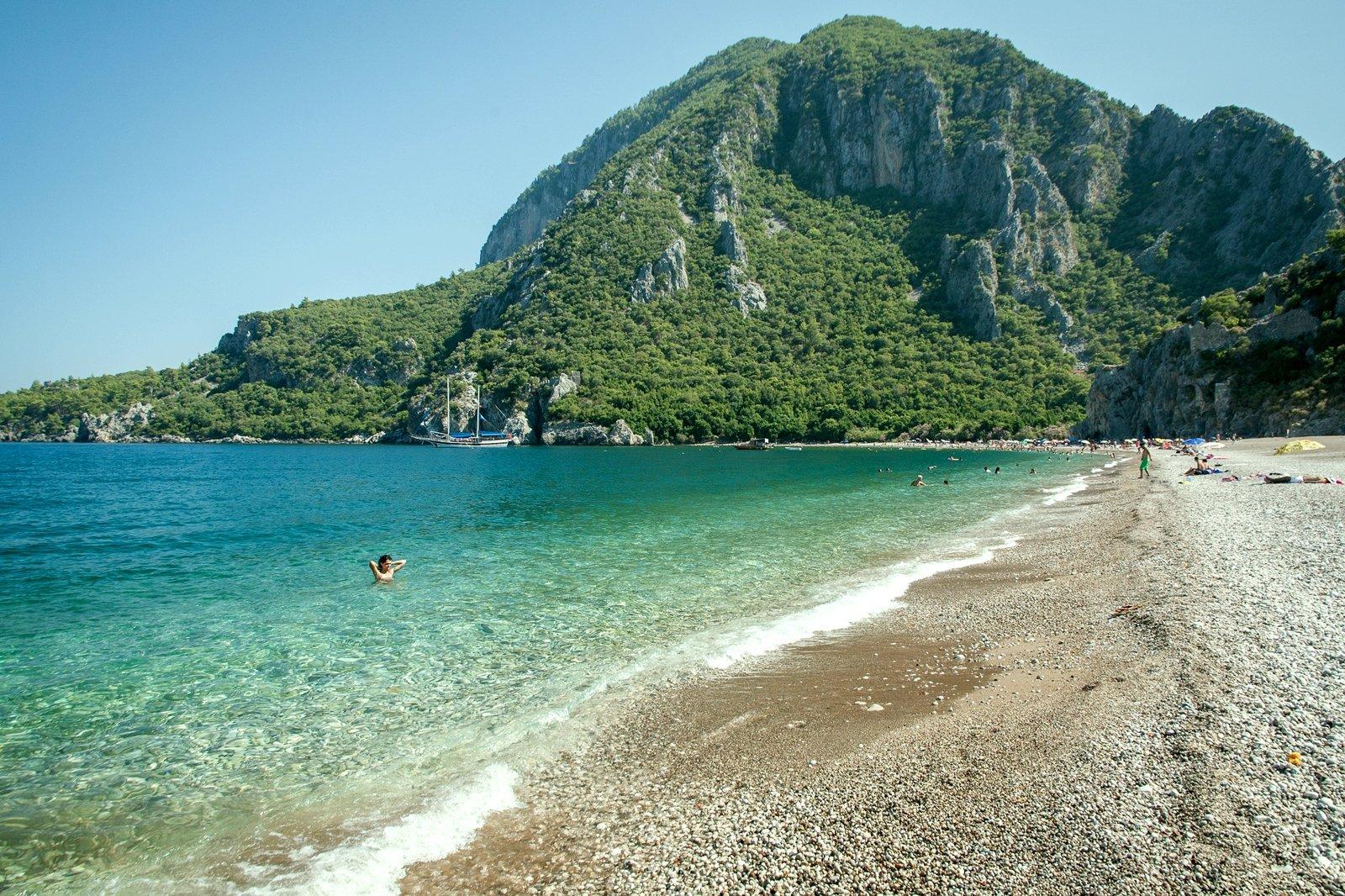 Лучшие песчаные пляжи Турции - описание, фото 29