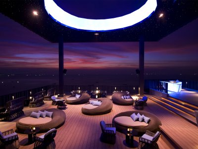 Horizon Sky Bar в Паттайе